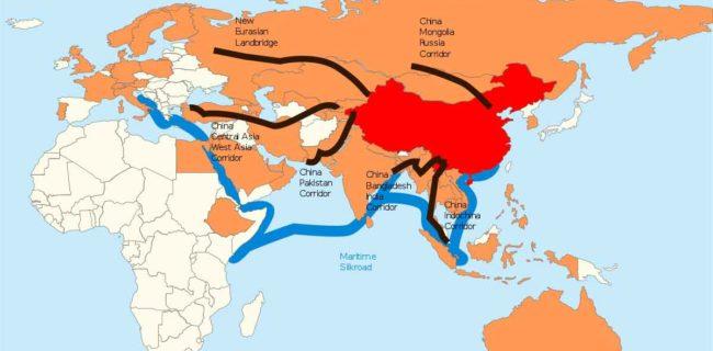 اهداف راهبردی چین از طرح راه ابریشم جدید