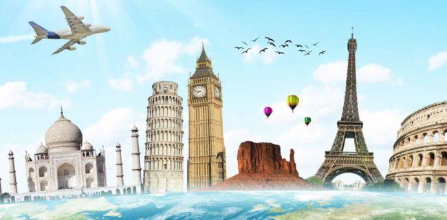سهم کلی سفر و گردشگری در تولید ناخالص داخلی کشورچقدر از توریست خارجی درآمد کسب کردیم؟