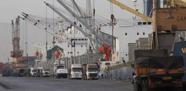 رشد ۴۷ درصدی تجارت خارجی ایران در ۴ ماهه ۱۴۰۰